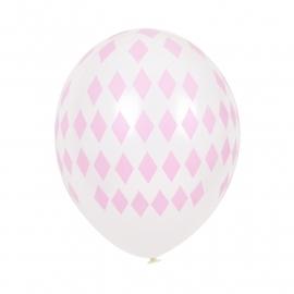 Ballonnen Pink Diamond