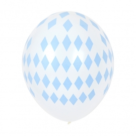 Ballonnen Blue Diamond