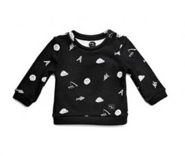 Sweater 'Iglo print'