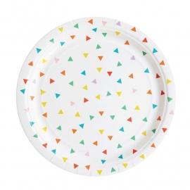 Bordjes Triangel Kleur