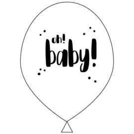 Ballonnen Oh! Baby!