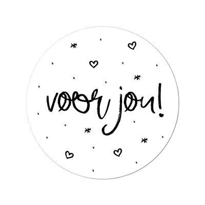 Stickers | Voor jou!