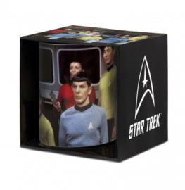Mug Star Trek - Crew