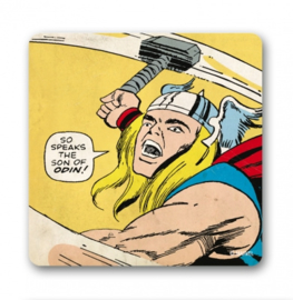 Coaster Marvel - Thor Son Of Odin!
