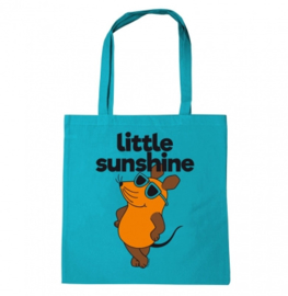 Tote Maus - Little Sunshine Canary Blue