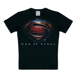 T-Shirt Kids DC - Superman Man Of Steel