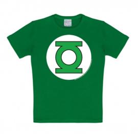 T-Shirt Kids DC - Green Lantern - Logo - Green