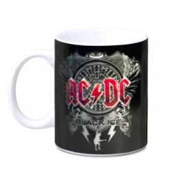 Mug AC/DC - Black Ice