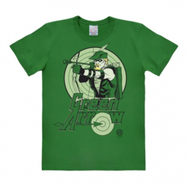 T-Shirt DC - Green Arrow - Green