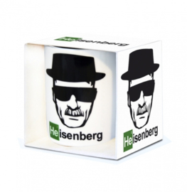 Mug Breaking Bad - Heisenberg