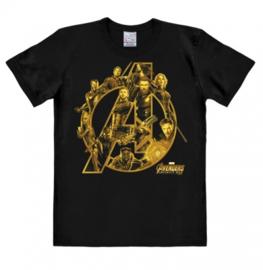 T-Shirt Unisex Marvel - Avengers Infinity War