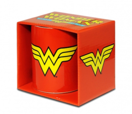 Mug DC - Wonder Woman Logo