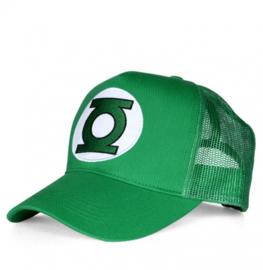 Cap Adult DC - Green Lantern - Logo - Green