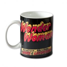 Mug DC - Wonder Woman Jaws Of The Leviathan