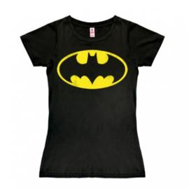 T-Shirt Petite Batman - Logo - Black