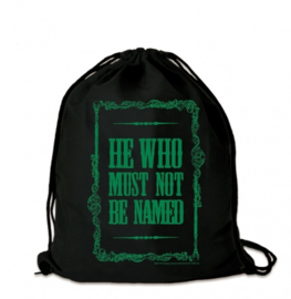 Gym Bag Harry Potter - He Who Must Not Be Named