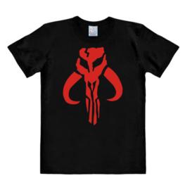 T-Shirt Unisex Star Wars - Mandalorian Mythosaur Skull