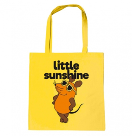 Tote Maus - Little Sunshine Canary Yellow