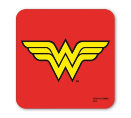 Coaster DC - Wonder Woman Logo