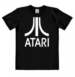 T-Shirt Atari - Logo - Black