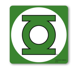 Coaster DC - Green Lantern Logo