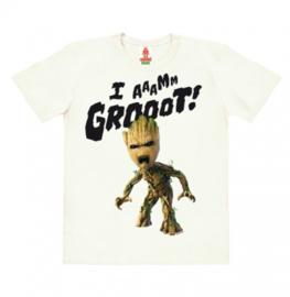 T-Shirt Kids Marvel - I Am Groot