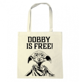 Tote Bag Harry Potter - Dobby Is Free