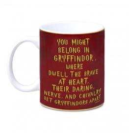 Mug Harry Potter - Gryffindor