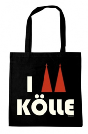 Tote Bag Kölle - Black