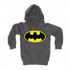 Hoodies Kids DC- Batman - Logo - Dark Grey
