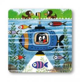 Coaster Der Kleine Maulwurf - Submarine