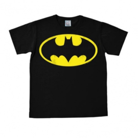 T-Shirt DC - Batman - Logo - Black
