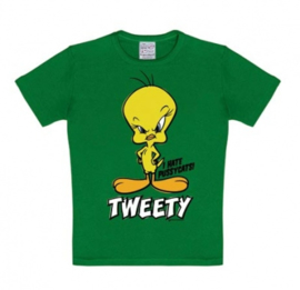 T-Shirt Kids Looney Tunes - Tweety - Green