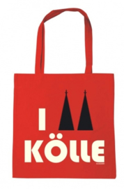 Tote Bag Kölle - Red