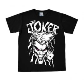 T-Shirt DC - Batman - Joker Aces - Black