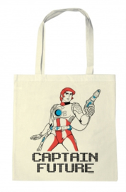 Tote Bag Captain Future