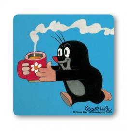 Coaster Der Kleine Maulwurf - Coffee
