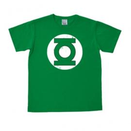 T-Shirt DC - Green Lantern - Logo - Green