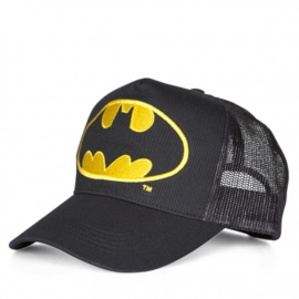 Cap Adult DC - Batman - Logo - Black
