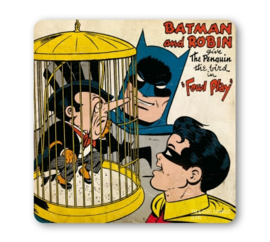 Coaster DC - Batman And Robin The Penguin