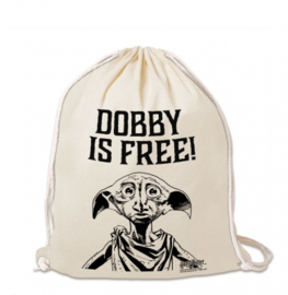 Gym Bag Harry Potter - Dobby Is Free