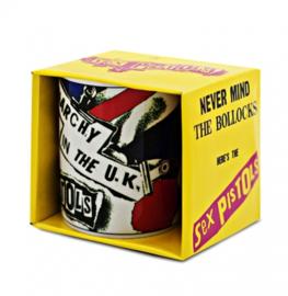 Mug Sex Pistols - Logo