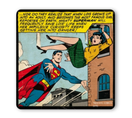Coaster DC - Superman Save Lois' Life
