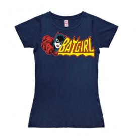 T-Shirt Petite Batman - Batgirl - Navy