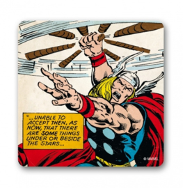 Coaster Marvel - Thor Under Or Beside The Stars