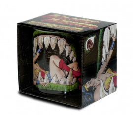 Mug DC - Wonder Woman Jaws Of The Leviathan