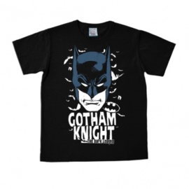 T-Shirt DC - Batman - Gotham Knight - Black