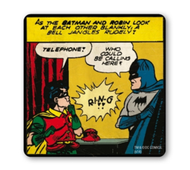 Coaster DC - Batman Telephone!