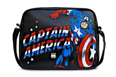 Travel Bag Marvel - Captain America