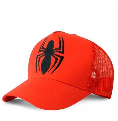 Cap Adult Marvel - Spiderman - Logo - Red